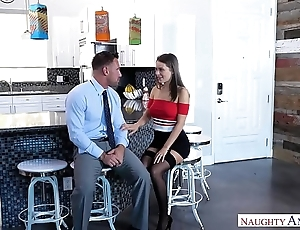 Hotwife lana rhoades fucks husbands right-hand man