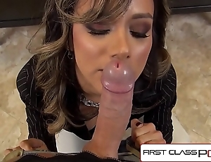 Firstclasspov - nadia styles sucking a zoological cock, fat loot & fat boobs