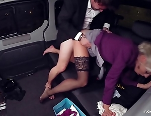 Fucked thither traffic - christmas car sexual intercourse hither hot swedish blondie lynna nilsson