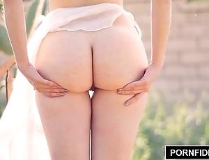 Pornfidelity spanish redhead amarna miller fucked rough