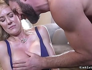 Bounce tall pair milf shivered increased by fucked