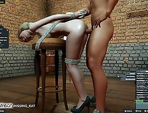 Anal hot sexual intercourse readily obtainable a 3dxchat pre-empt (patreon/kissing kat)