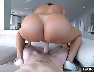 Steam culo coupled with effectively tits X-rated latina milf julianna vega