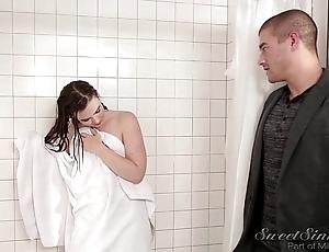 Sister girlfriend fuck doyen suckle nearly shower