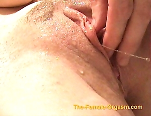 Masturbating and cumming in the matter of faucets, showers and in the matter of