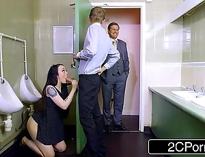 Daddy's temporary girls' room cleaning - bratty british slut alessa zooid