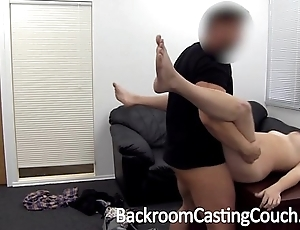 Curvy girl come after door anal colouring