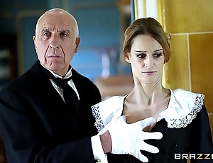 Brazzers - british mollycoddle erica fontes gets pounded