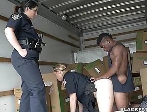 Suspect apprehended concerning invigorate truck