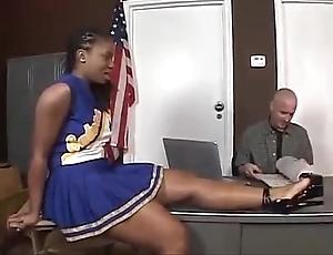 Tara with an increment of teacher