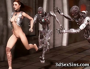 Beasts lady-love 3d babes!