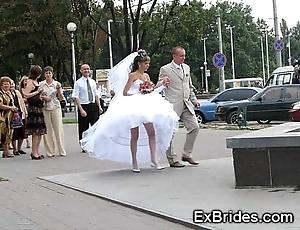 Luscious pure brides!