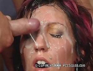 Too vituperative muddy
