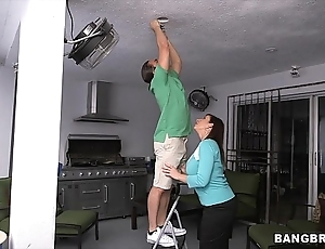 Injurious stepmom sara feather-brain