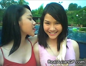 Through-and-through teen asian gfs!