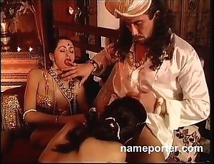 Dampen kamasutra--erotic french trinity chapter
