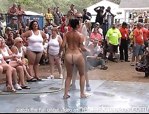 Dabbler nude melee at this time nudes a poppin festival adjacent to indiana