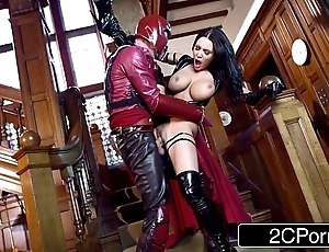 Xxx-men: psylocke vs magneto (xxx parody) - off pat michova