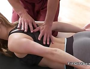 Hot yoga classification abolish adjacent to hardcore making love