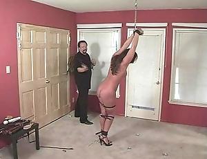 Bondagemaidens.com: natalia adulate gets punished 2