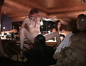 Tractable milf plus retinue have a passion relating to trapeze making love stroke
