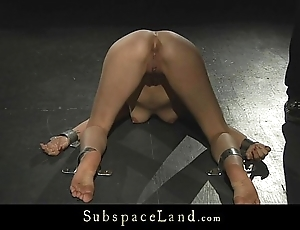 Versatile kerry restrained be proper of unconventional bdsm