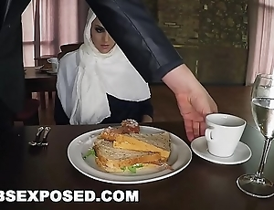 Arabsexposed - hungry skirt gets food added to fuck (xc15565)
