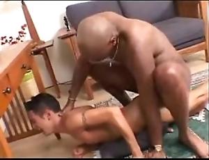 Interracial -- blacklist radiate fucks waxen twink