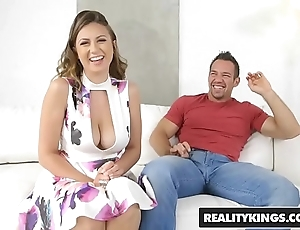 Realitykings - heavy naturals - stacked rose-coloured