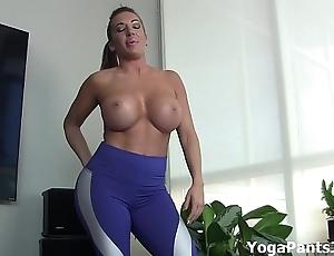 Effect my yoga pants turn you on?